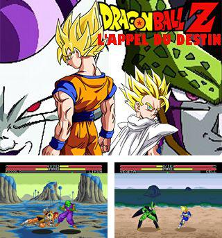In addition to the sis game Raiden for Symbian phones, you can also download Dragon Ball Z: L'Appel du destin for free.