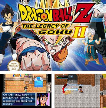 In addition to the sis game Space impact for Symbian phones, you can also download Dragon ball Z: The Legacy of Goku 2 for free.