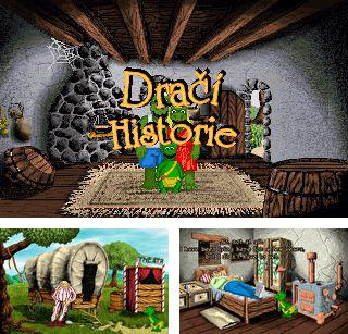 In addition to the sis game The adventures of Batman & Robin (Sega CD) for Symbian phones, you can also download Dragon History for free.