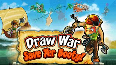 Draw War Save Yer Booty