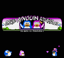 Dream Penguin Adventure