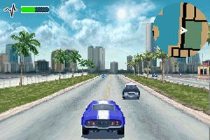 Driver 3 - Symbian game screenshots. Gameplay Driver 3.