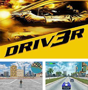 In addition to the sis game Tak the Great Juju Challenge for Symbian phones, you can also download Driver 3 for free.