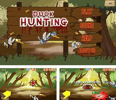 In addition to the sis game SpongeBob SquarePants and Friends Unite! for Symbian phones, you can also download Duck Hunting for free.