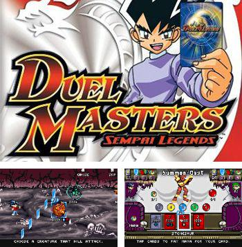 In addition to the sis game Pokemon: Emerald Version for Symbian phones, you can also download Duel masters: Sempai Legends for free.