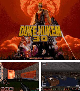 In addition to the sis game Pick Sticks for Symbian phones, you can also download Duke Nukem 3D for free.