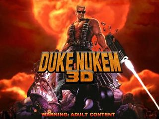 Duke Nukem 3D NIB the nightmare edition