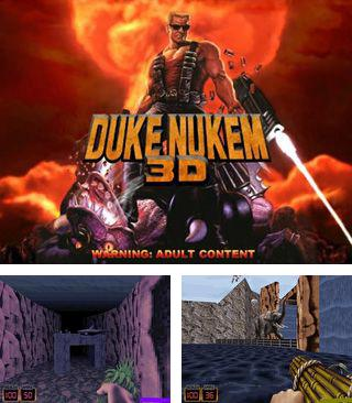 Alem do jogo sis Avatar HD para celulares Symbian, voce tambem pode baixar Duke Nukem 3D NIB Edição do Pesadelo , Duke Nukem 3D NIB the nightmare edition gratuitamente.