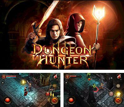 In addition to the sis game Whack A Goblin for Symbian phones, you can also download Dungeon Hunter 2 HD for free.