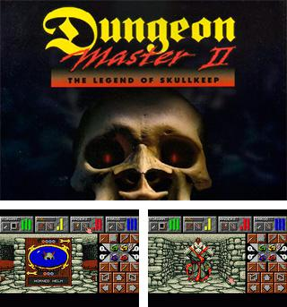 Dungeon master 2: Skullkeep (Sega CD)