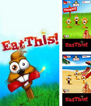 In addition to the sis game Clue for Symbian phones, you can also download Eat This for free.