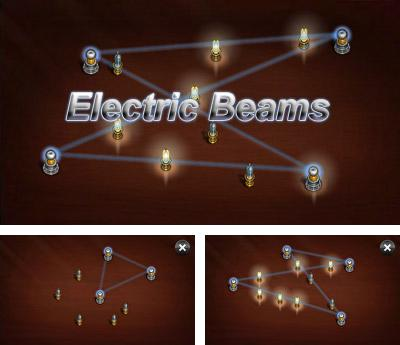 In addition to the sis game Chessboard touch for Symbian phones, you can also download Electric beams for free.