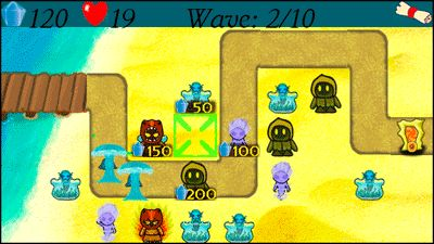 Play Elemental War for Symbian. Download top sis games for free.
