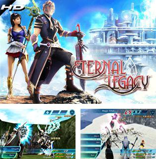 In addition to the sis game Goblins Quest 3 (Goblins 3) for Symbian phones, you can also download Eternal Legacy HD for free.