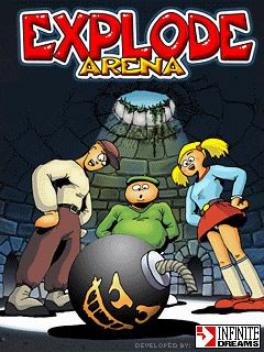 Explode arena - Symbian game  Explode arena sis download free for