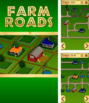 In addition to the sis game Tomb raider legend for Symbian phones, you can also download Farm Roads for free.