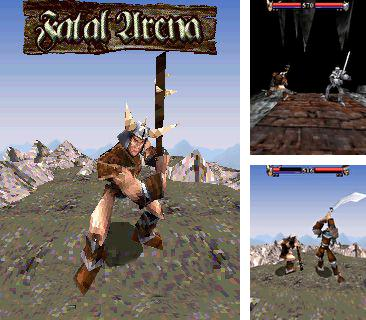 In addition to the sis game Brutal: Paws of fury for Symbian phones, you can also download Fatal Arena 3D for free.