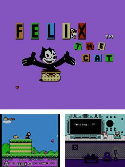 In addition to the sis game Spirits & Spells (Castleween) for Symbian phones, you can also download Felix the Cat for free.