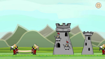Fetih - Symbian game screenshots. Gameplay Fetih.