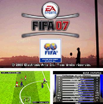 In addition to the sis game Thunder fox for Symbian phones, you can also download FIFA 07 for free.