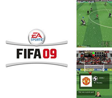 In addition to the sis game FIFA 2009 for Symbian phones, you can also download FIFA 2009 for free.