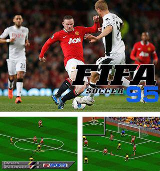 In addition to the sis game Iridion 3D for Symbian phones, you can also download FIFA Soccer 95 for free.