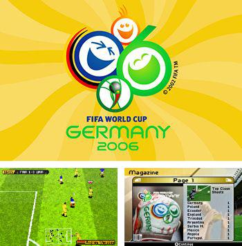 In addition to the sis game Angry birds Rio for Symbian phones, you can also download FIFA World Cup Germany 2006 for free.