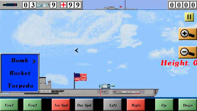 Play Fighter Pilot The Pacific War for Symbian. Download top sis games for free.
