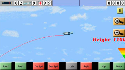 Fighter Pilot The Pacific War - Symbian game screenshots. Gameplay Fighter Pilot The Pacific War.