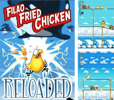 In addition to the sis game Castlevania Aria of Sorrow for Symbian phones, you can also download Filao fried chicken for free.
