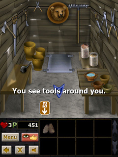 Final battle - Symbian game screenshots. Gameplay Final battle.