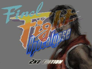Final Fight Apocalypse 2nd Edition