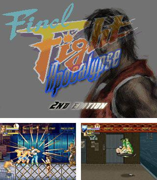 In addition to the sis game Plumber Pete for Symbian phones, you can also download Final Fight Apocalypse 2nd Edition for free.