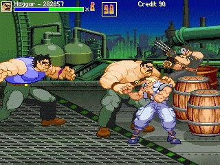 Final Fight DC: Alternation 3 - Symbian game. Final Fight ...