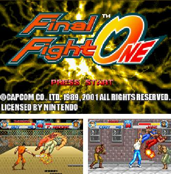 In addition to the sis game Leon and Diamond for Symbian phones, you can also download Final Fight One for free.
