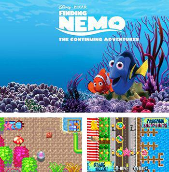 In addition to the sis game Mario and Luigi Superstar Saga for Symbian phones, you can also download Finding Nemo: The continuing adventures for free.