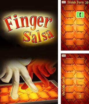 In addition to the sis game Project Gotham racing for Symbian phones, you can also download Finger Salsa for free.