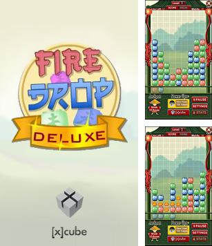 In addition to the sis game Avatar The Legend of Aang for Symbian phones, you can also download Fire Drop Deluxe for free.