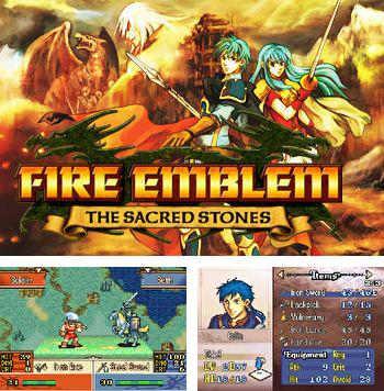 In addition to the sis game Rise of the robots for Symbian phones, you can also download Fire emblem: The sacred stones for free.
