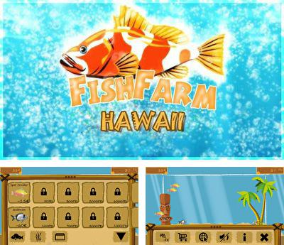 In addition to the sis game PGZ Pang for Symbian phones, you can also download Fish Farm Hawaii for free.