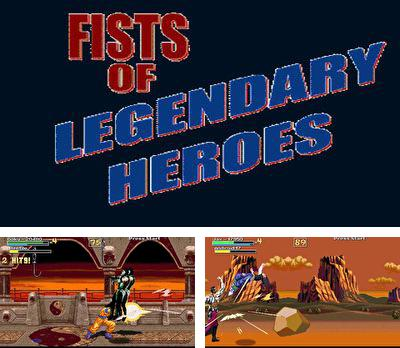 In addition to the sis game Nigel Mansells World Championship Challenge for Symbian phones, you can also download Fists of Legendary Heroes for free.