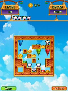 Flurkies download free Symbian game. Daily updates with the best sis games.
