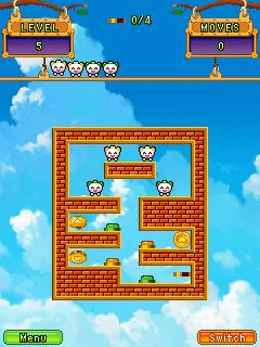 Flurkies - Symbian game screenshots. Gameplay Flurkies.