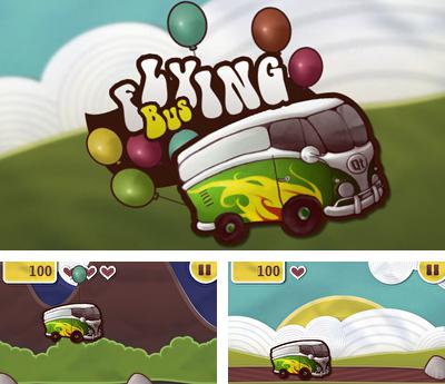In addition to the sis game Room of Disaster for Symbian phones, you can also download Flying Bus for free.