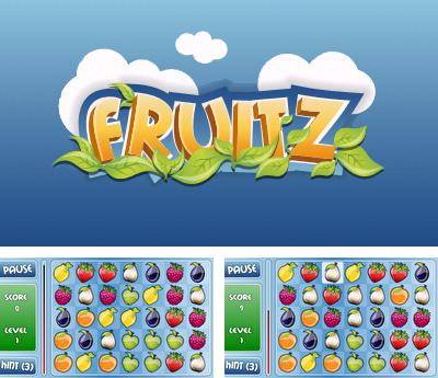 In addition to the sis game TMNT Battle Nexus for Symbian phones, you can also download Fruitz for free.
