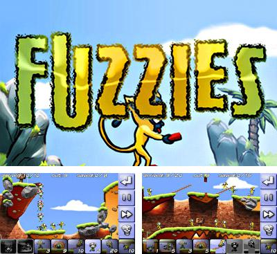 In addition to the sis game Tom Clancy's Splinter Cell: Pandora Tomorrow for Symbian phones, you can also download Fuzzies for free.