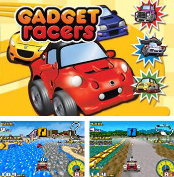In addition to the sis game Buggy Coaster for Symbian phones, you can also download Gadget racers for free.