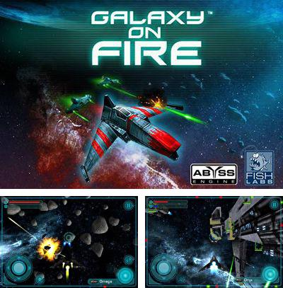 In addition to the sis game Ghostbusters for Symbian phones, you can also download Galaxy on Fire HD for free.