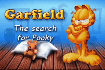 Garfield The Search for Pooky