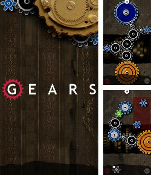 In addition to the sis game Real football 2009 3D for Symbian phones, you can also download Gears for free.